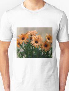 Pale orange flowers T-Shirt