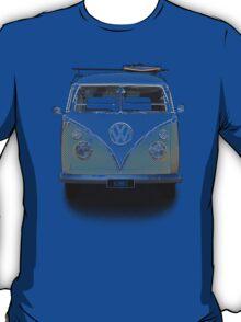 Volkswagen Kombi Newsprint  T-Shirt