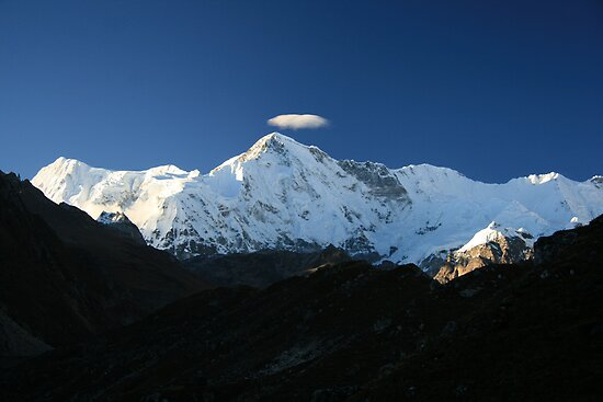 Hello Cho Oyu Halo by Richard Heath
