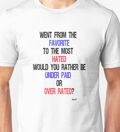 Under Paid T-Shirt