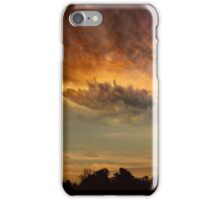 The Sky At Dusk iPhone Case/Skin