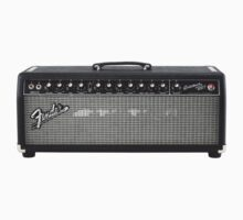 Fender Bassman 100T head by basslinebenny