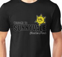 Welcome to Sunnyvale Trailer Park Unisex T-Shirt
