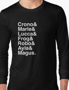 Team of Time Long Sleeve T-Shirt