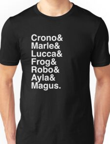 Team of Time Unisex T-Shirt