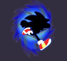 Super Smash Bros. Sonic Silhouette Unisex T-Shirt