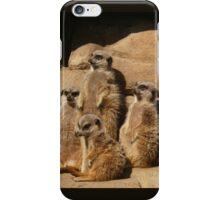 Meerkat Family Case iPhone Case/Skin