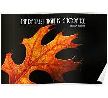 The darkest hour. Poster