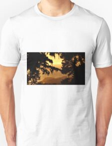 #221  Sunset Near Yankee Point Unisex T-Shirt