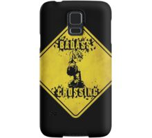 Tiny Tina Badass Crossing (Worn Sign) Samsung Galaxy Case/Skin