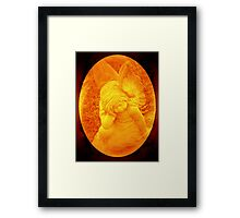 Inner Angel Framed Print