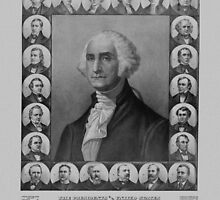 Presidents of The United States 1789-1889 by warishellstore