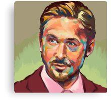 Hey, girl. It's Ryan Gosling. Canvas Print