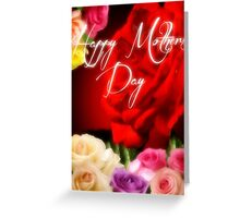 Happy Mothers Day 2015 Greeting Card