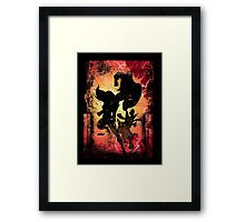 Things We Lost In The Fire Framed Print