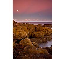 Moon Rocks Photographic Print