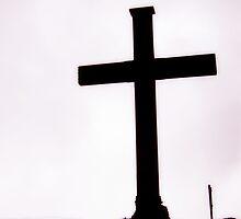 A Cross in Untersberg (~2000M), Salzburg, Austria by jip0412