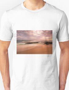 "Koonya back beach Sorrento   ""Muted Hues""  Unisex T-Shirt"