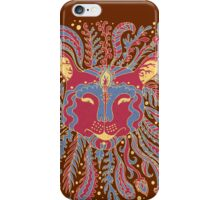 Paisley Lion iPhone Case/Skin