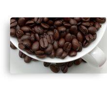 Coffee Time Canvas Print