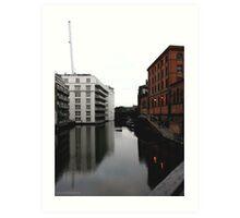 Camden, London Art Print