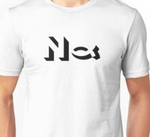 Sodium Dance Co. Na Logo - Black Unisex T-Shirt