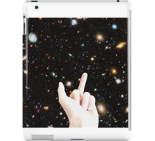 To the void iPad Case/Skin