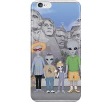 Mount Rushmore Summer Vacation  iPhone Case/Skin