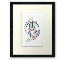 Natural Energy Framed Print