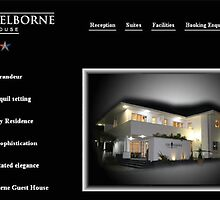 Lord Selborne Guest House website by Teresa Schultz