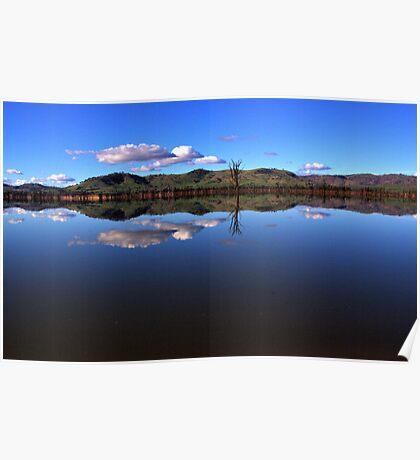 Lake Hume. Poster