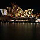 Opera House & Colours (3) by Scott Westlake