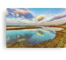 Machal Lake Canvas Print