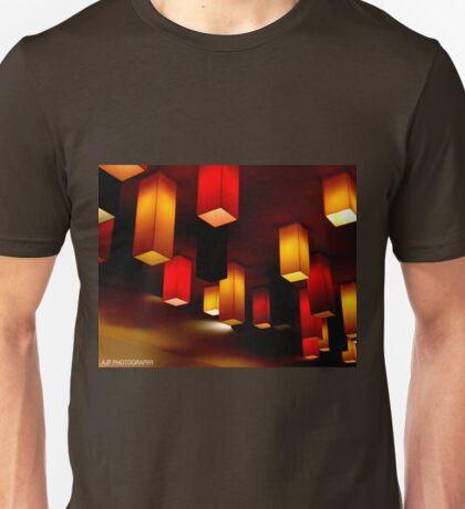 Colour Blocks Unisex T-Shirt