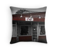 The Greasy Spoon - R.I.P Throw Pillow