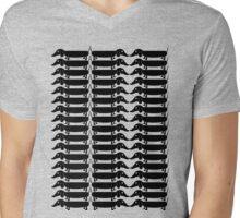 Sausage Dog Overload Mens V-Neck T-Shirt