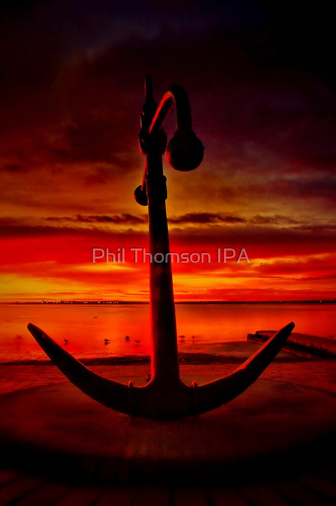 """The Anchor Holds"" by Phil Thomson IPA"