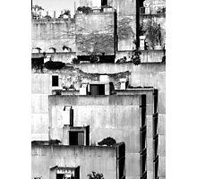 Block 3 Photographic Print