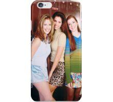 Buffy, Willow & Cordelia iPhone Case/Skin