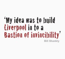 Bill Shankly - Bastion of Invincibility by Anfield Online