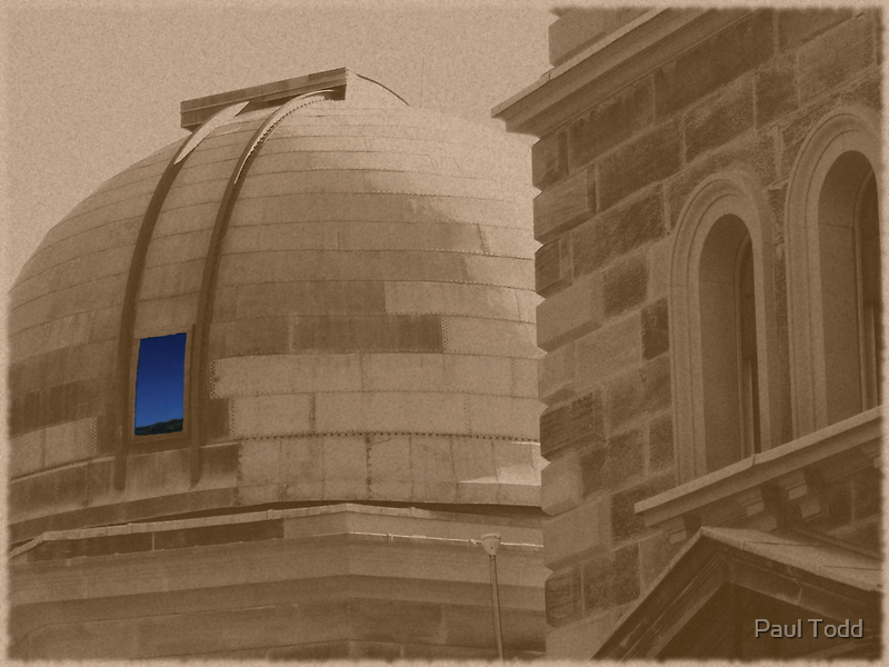 Observatory 2 by Paul Todd