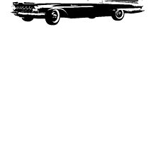 1959 Chevrolet Biscayne Coupe by garts