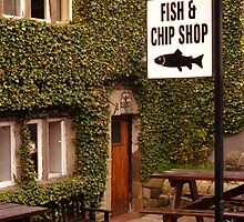 Fish and Chips by Jude Gidney
