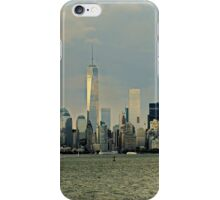 New York City Afternoon iPhone Case/Skin