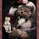 A Beary Special Teddy Bear Calendar by Corri Gryting Gutzman