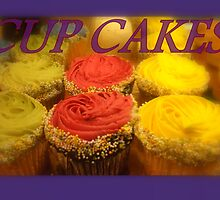CUP CAKES by artist4peace