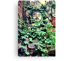 Lost city, Shan State, Burma Canvas Print