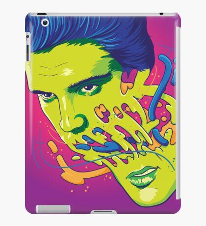 Happily melting Elvis iPad Case/Skin