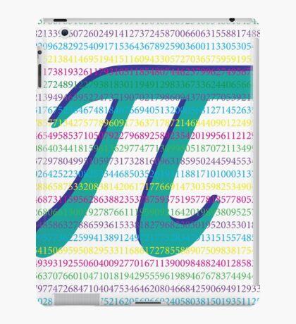 MMMMM, Pi iPad Case/Skin