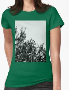 El Arbol Womens Fitted T-Shirt